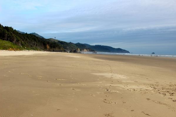 Arcadia Beach - (c) Aashish Vaidya